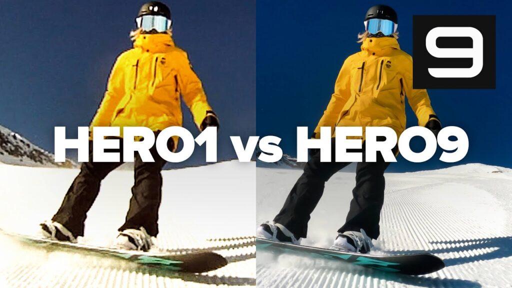 HERO1 vs HERO9 thumbnail
