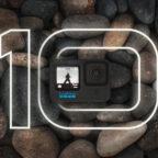HERO10 on rocks